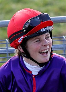 Rebecca Goldsbury ... Ben Currie's apprentice looks to have a solid book of rides if they all run. She could be laughing at the end of the jockey's challenge