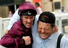 Which reminds me that another racing highlight is almost upon us ... that is the State of Origin Jockey Challenge that takes on a reinvigorated format this year! The teams have been posted as: Michael Rodd and Tye Angland - NSW ... that's all you need to know. The others, like the Jim Byrne supported Queensland, will only be making up the numbers