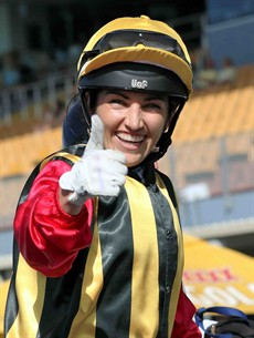 "If you want a roughie in the last race – Tegan Harrison is aboard the Bruce Hill trained Liberty Island (7) who won a recent trial on the Gold Coast in fine fashion. Do not let this one sneak under your guard at the juicy odds of $21. Welcome back to the saddle to Tegan ""Tegz"" Harrison."