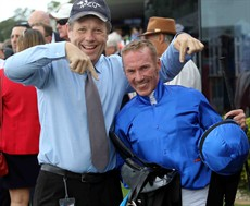 Jim Byrne who has been quietly working into good form has scored the ride on Oregon's Day. He is due for a big win. Let's hope my mate who looks great in BLUE can get this runner home – after all, the silks are Royal Blue and White! (see race 8)