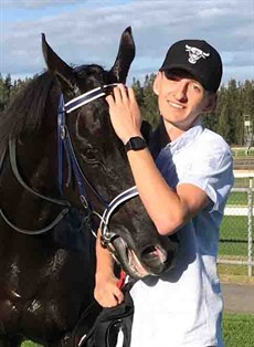 Saint Denis (12) is trained at Port Macquarie by the new kid on the block – Matthew McCudden. He has only entered the training racing ranks recently and has been successful with 26 runners – 4 winners and 6 placings. (see race 3)