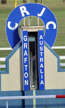 Grafton … ready for Day 2 of the Carnival