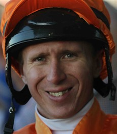 Paul Hammersley ... he gave the Steven O'dea trained Colinelle a superb ride from a wide barrier when taking out the last race on the card at Doomben on Saturday.