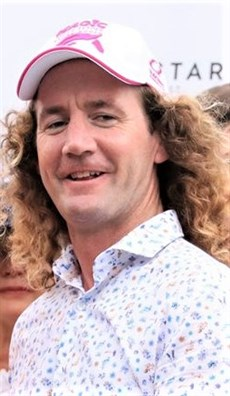 Trainer Ciaron Maher … the latest in a long line of stakeholders to publically criticise the whip rule and call for its overhaul